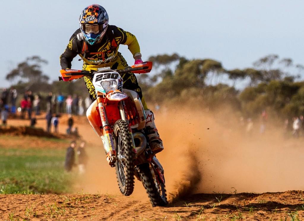 Hattah Desert Race 2015- Daniel Sanders