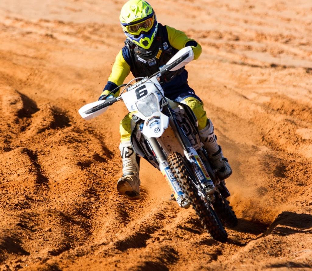 Hattah Desert Race 2015- Glenn Kearney