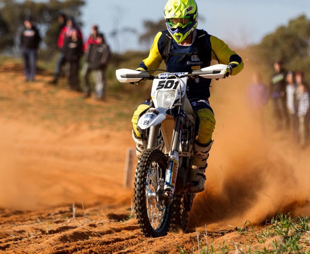 Hattah Desert Race 2015- Lachy Stanford
