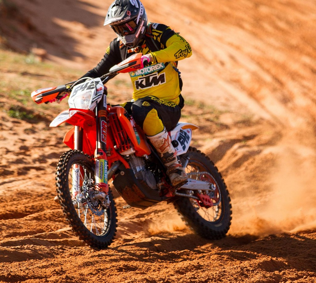 Hattah Desert Race 2015- Tye Simmonds