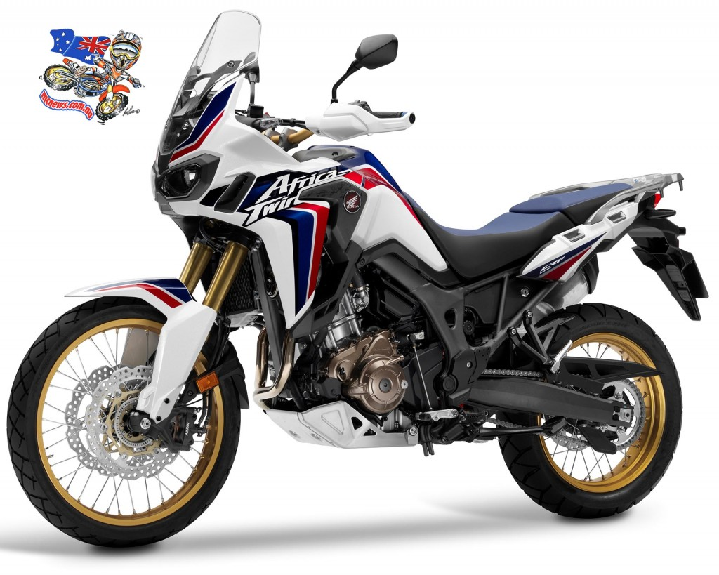 The Africa Twin carries its weight well, and is also a formidable commuter, capable of easy lane splitting