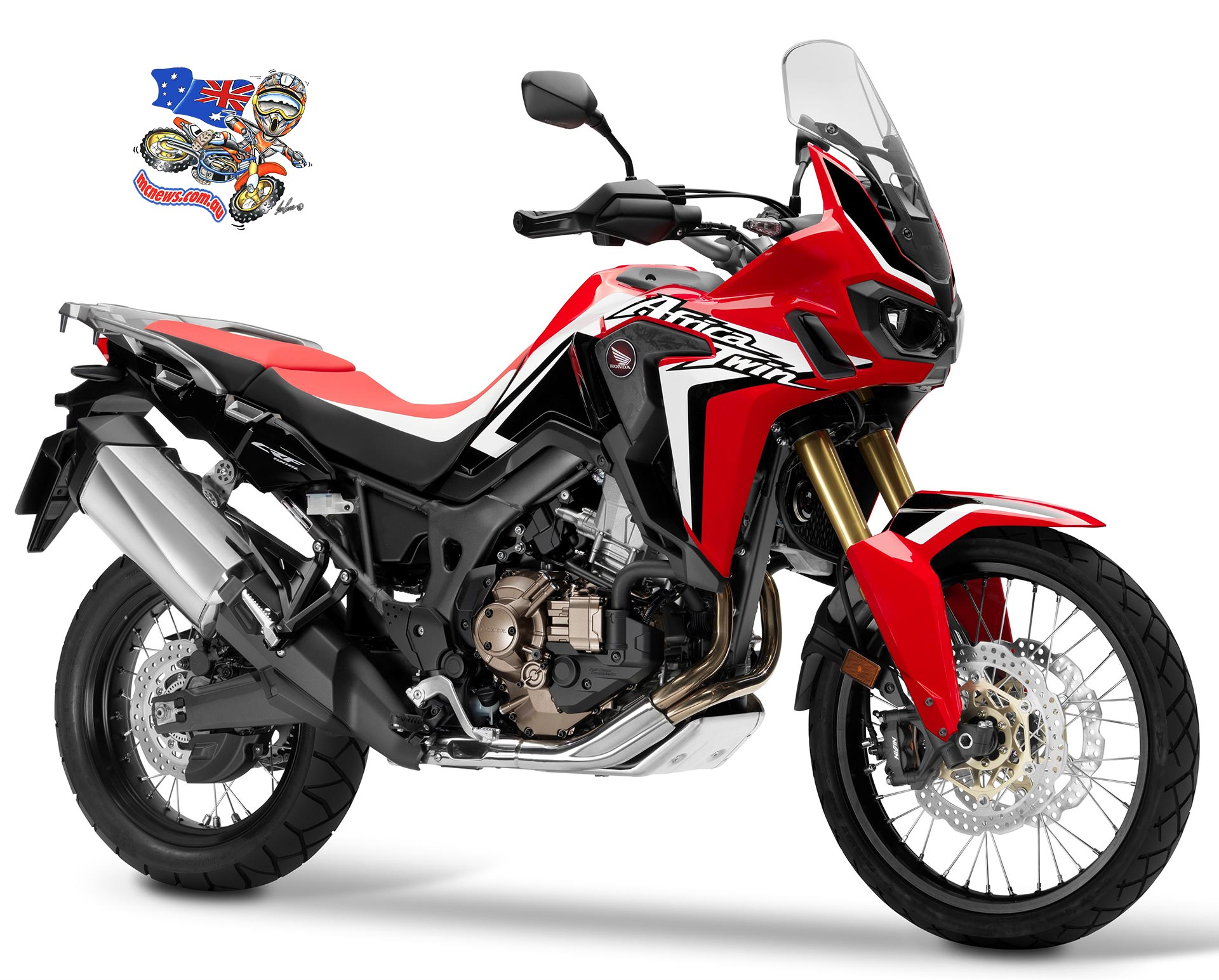 honda africa twin real world long term owners review. Black Bedroom Furniture Sets. Home Design Ideas