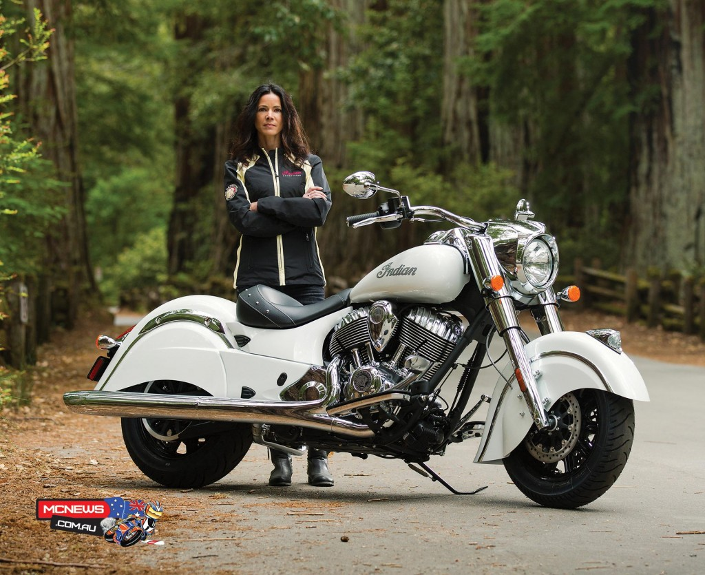 Indian Chief Classic 2016