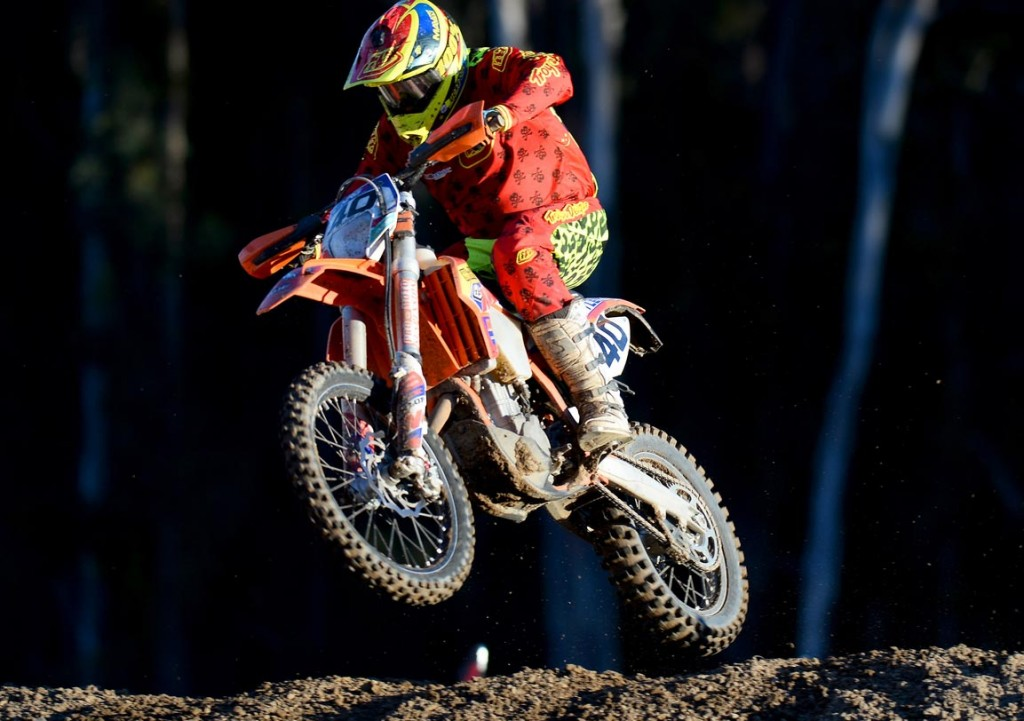MX Nationals 2015 - Round Six - Raymond Terrace - Mitchell Bowen