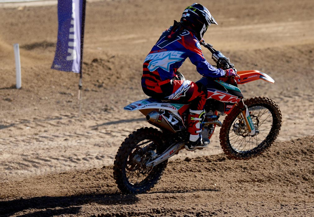 MX Nationals 2015 - Round Six - Raymond Terrace - Caleb Ward