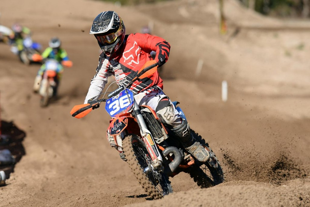 MX Nationals 2015 - Round Six - Raymond Terrace - Jayden Rykers