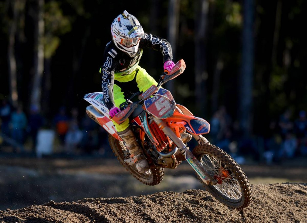 MX Nationals 2015 - Round Six - Raymond Terrace - Kirk Gibbs