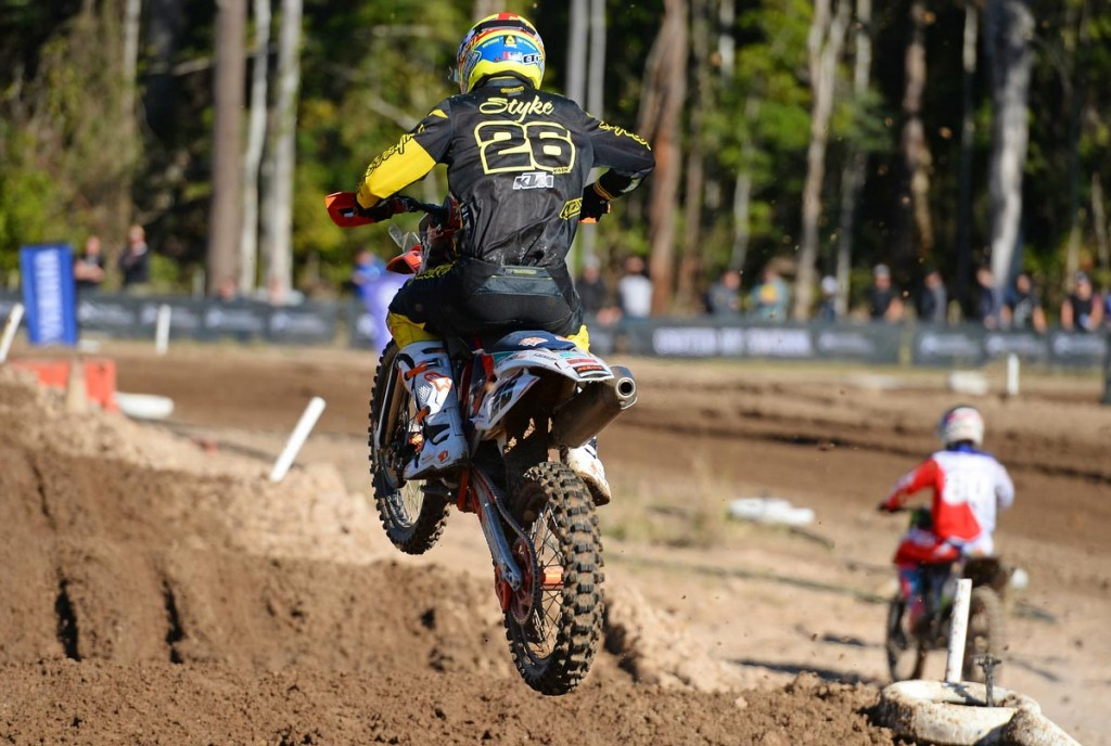MX Nationals 2015 - Round Six - Raymond Terrace - Luke Styke