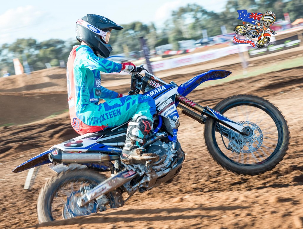 MX Nationals 2015 - Shepparton - Kade Mosig