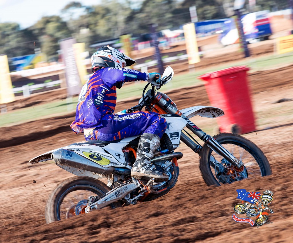 MX Nationals 2015 - Shepparton - Kirk Gibbs