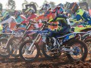 MX Nationals 2015 - Shepparton - MX2 Moto2 Start