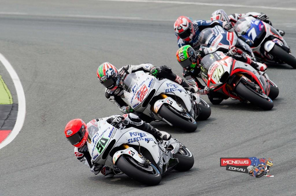 MotoGP 2015 - Round Nine - Sachsenring - Eugene Laverty