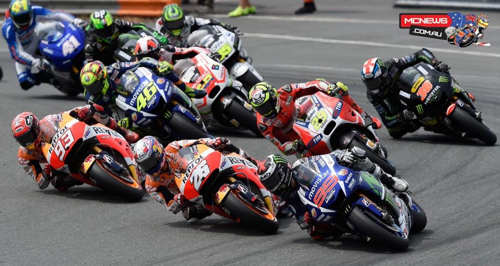 MotoGP 2015 - Round Nine - Sachsenring