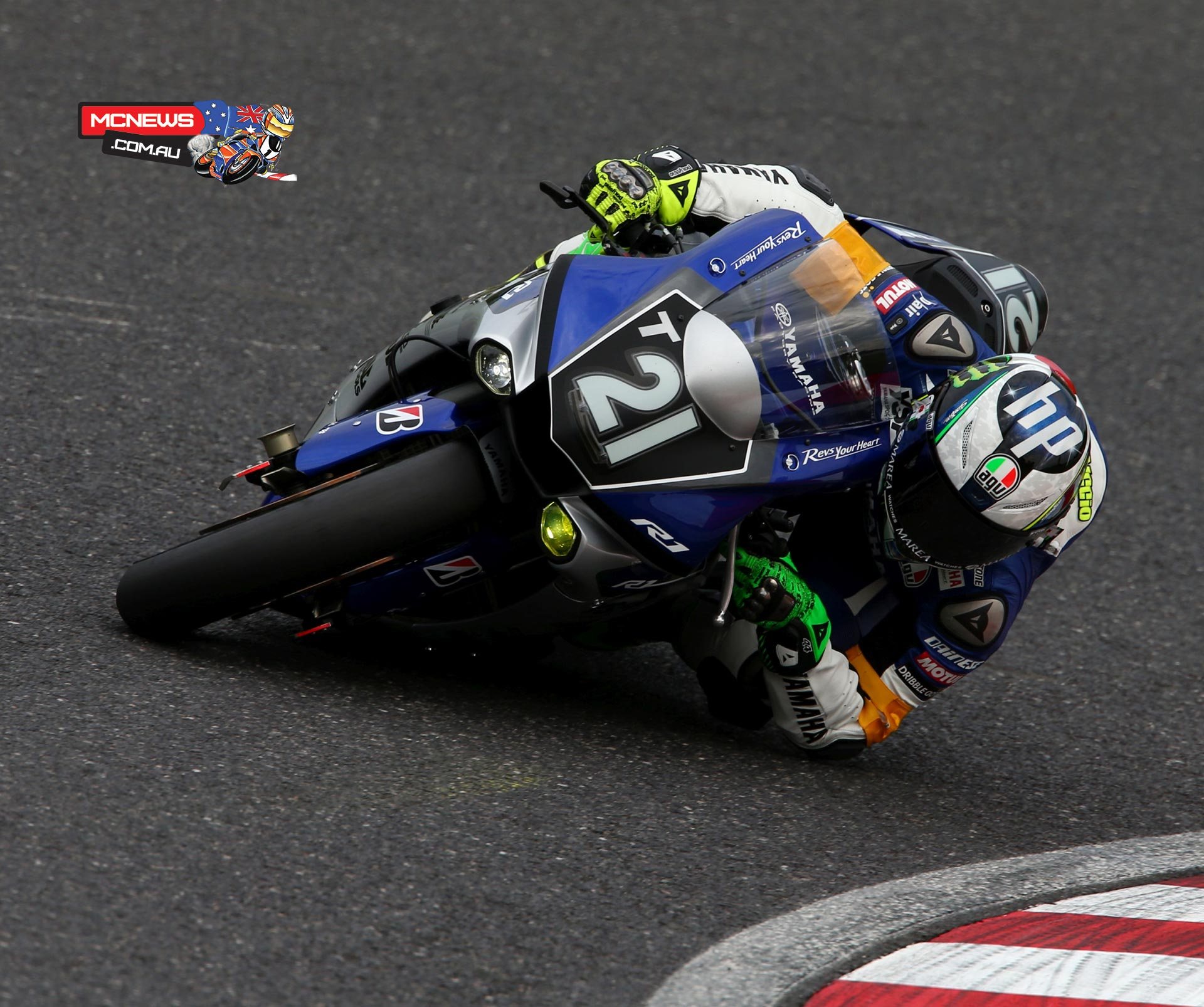Yamaha Factory Racing Team rider Pol Espargaro rode a lap to remember in Saturday's Top 10 Trial at Suzuka Circuit, setting a new unofficial lap record time of 2'06.000 to put himself and teammates Bradley Smith and Katsuyuki Nakasuga on pole for the 38th Suzuka 8 Hours endurance race.