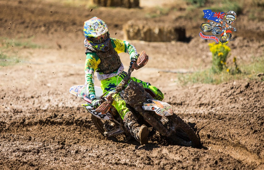 FIM Junior World Motocross Championship - John Bova