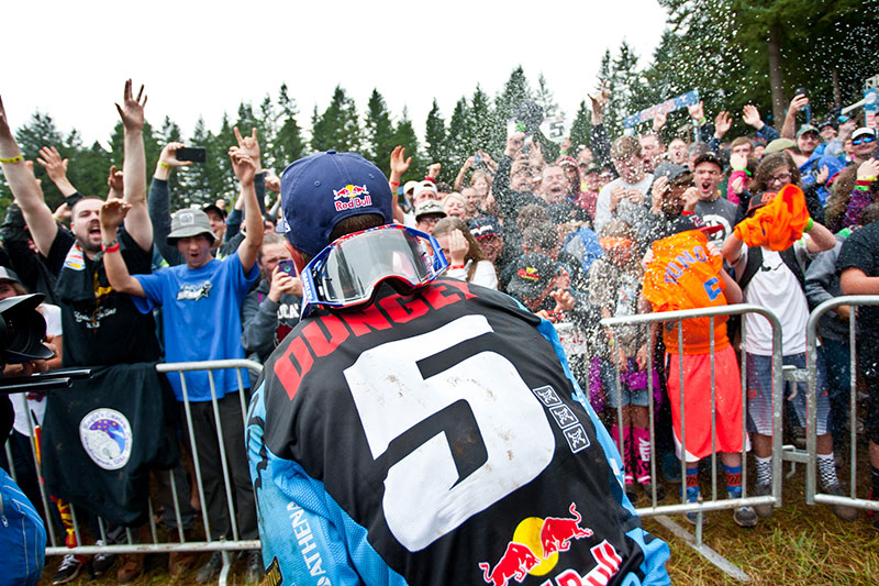 Dungey has more wins at Washougal than any other rider. (Photo: Matt Rice)