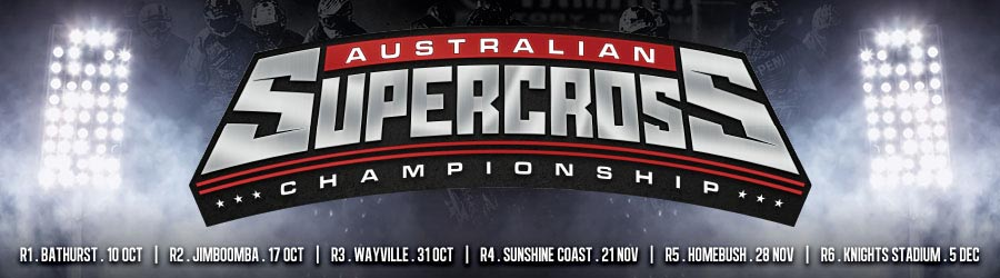 Australian Supercross 2015