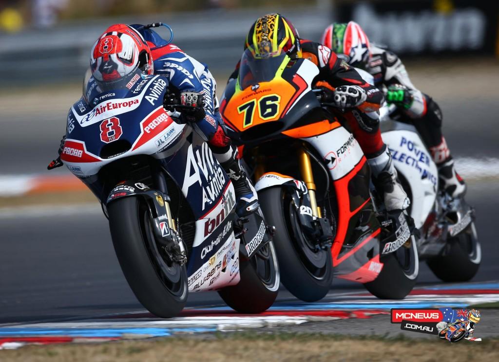 MotoGP 2015 - Round 11 - Brno - Hector Barbera