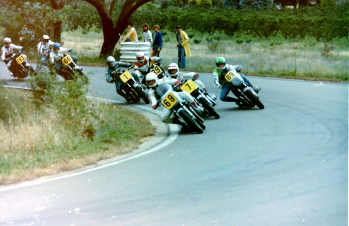 Bathurst Production Motorcycle Racing