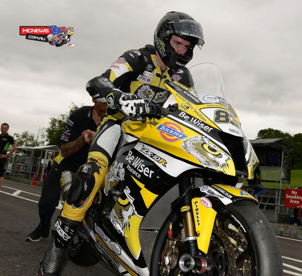 British Superbike 2015 - Cadwell Park - Danny Buchan