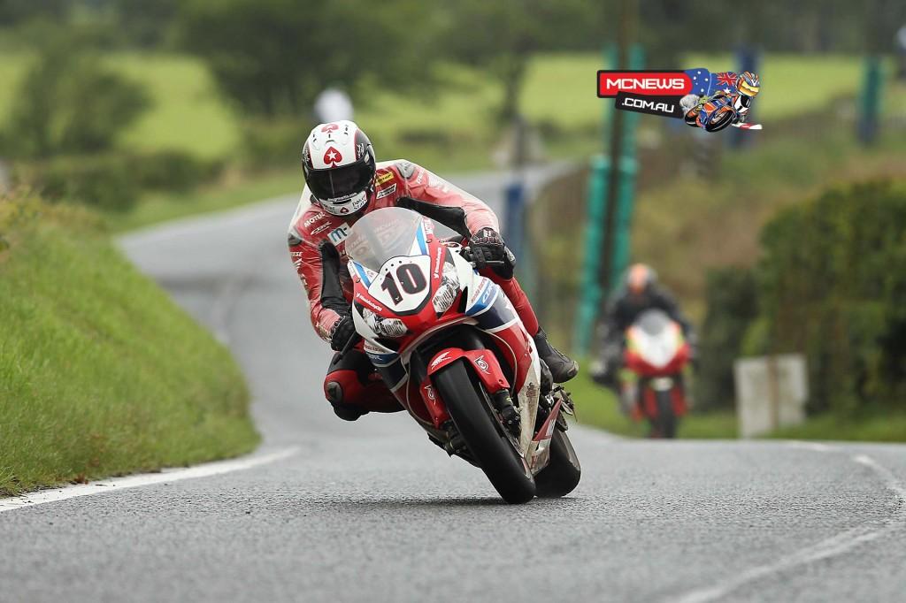 Ulster Grand Prix 2015 - Conor Cummins