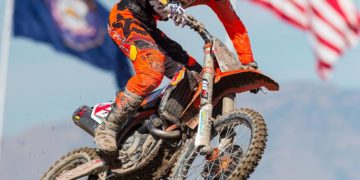 Ryan Dungey wrapped up 450cc AMA Motocross Title Number 3 at Utah