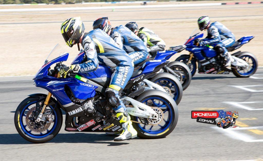 FX-ASC 2015 Rnd 4 QLD Raceway - Race One Start
