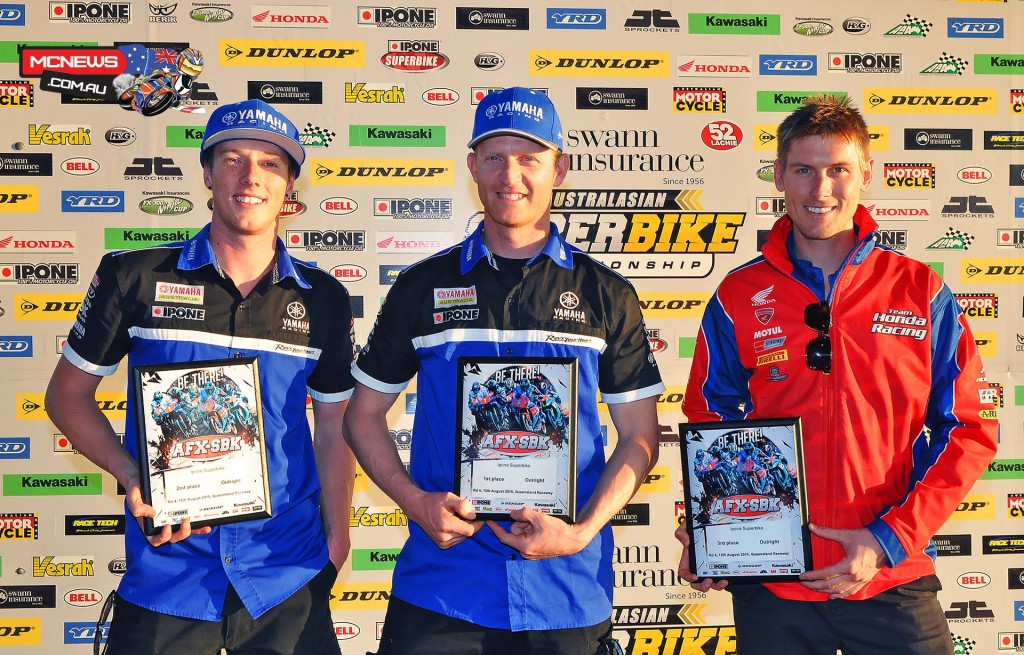 Glenn Allerton doubles up at Queensland Raceway FX-ASC Saturday Series