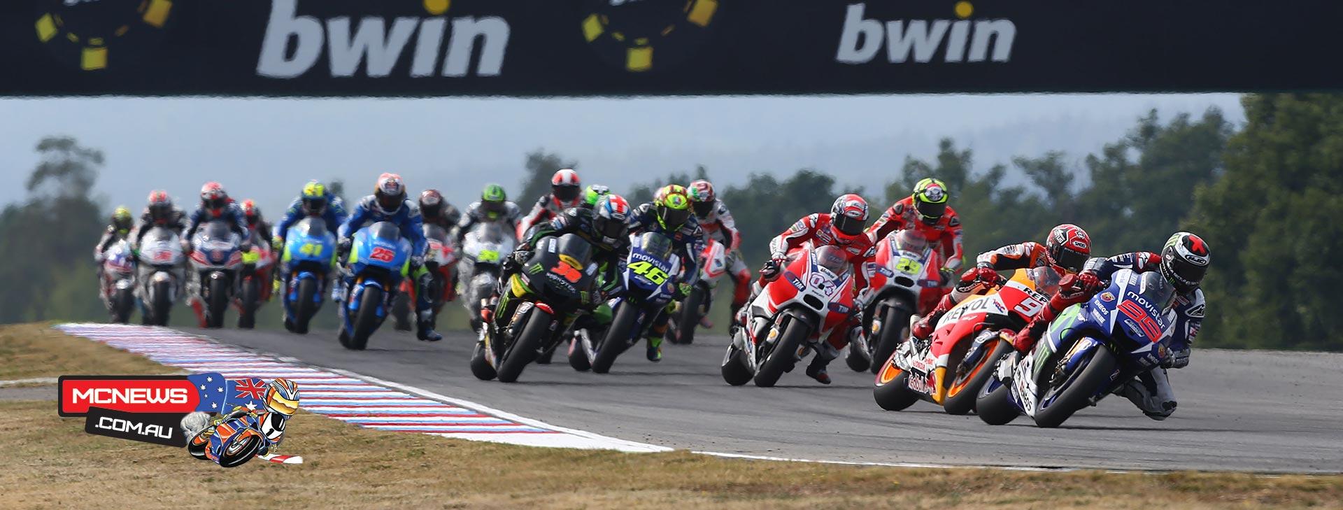 MotoGP 2015 - Round 11 - Brno