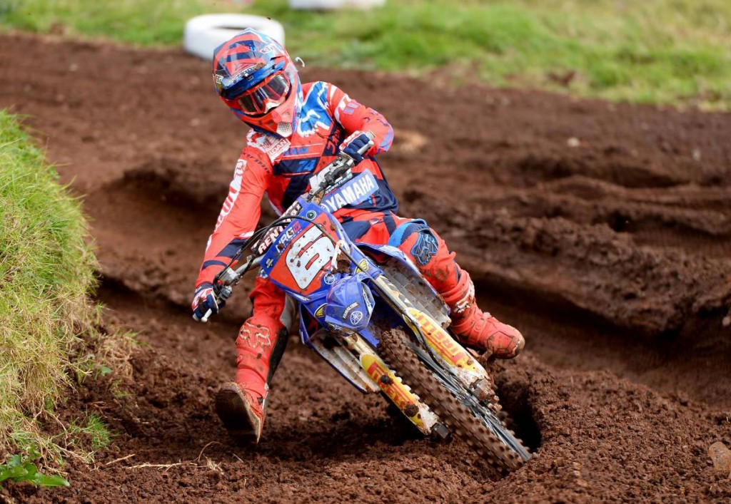 Career first MX2 overall win for JCR Yamaha's Jay Wilson at Echo Valley