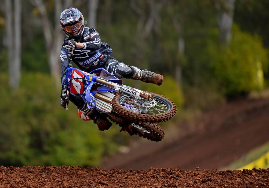GYTR Yamaha's Wilson Todd back on top once again at round nine