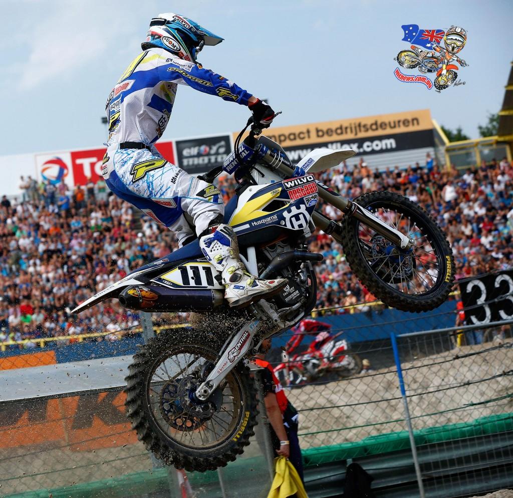 MXGP 2015 - Assen - Dean Ferris