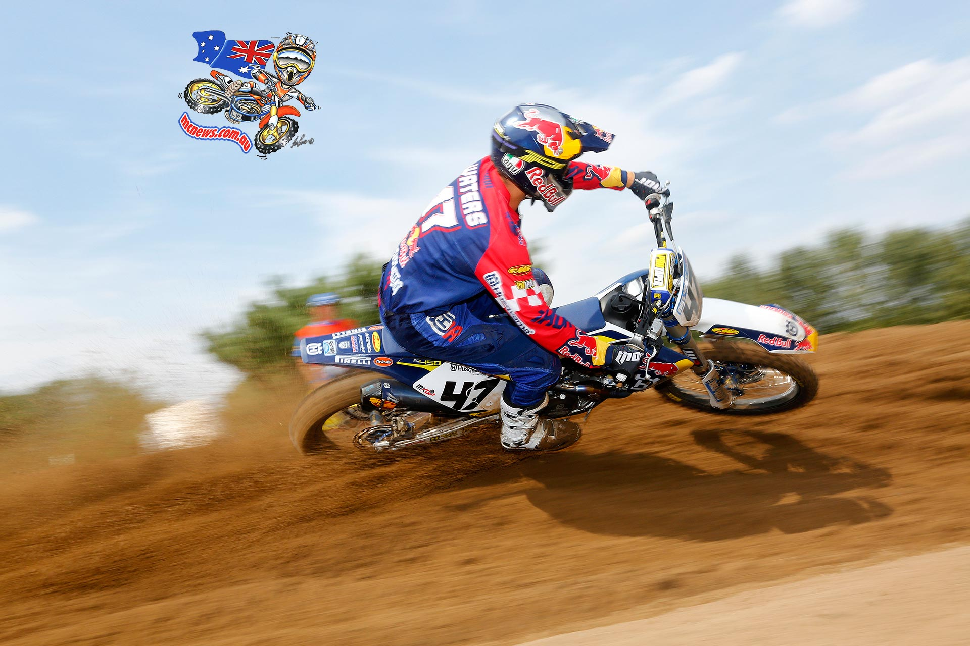 Todd Waters - Lommel 2015
