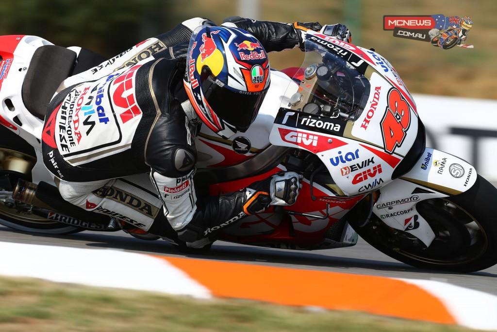 MotoGP 2015 - Round 11 - Brno - Jack Miller