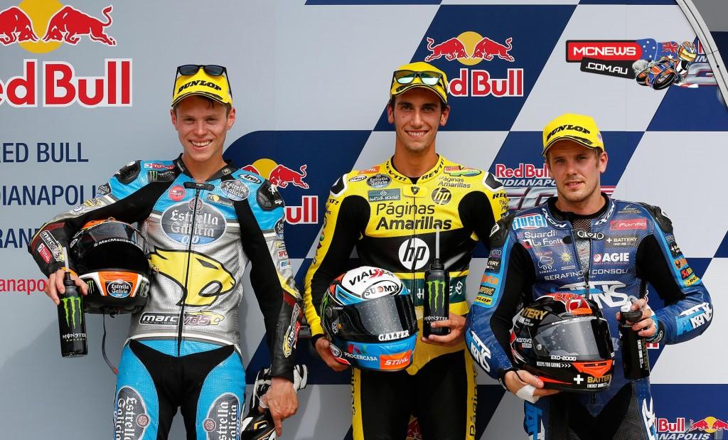 MotoGP 2015 - Indy - Qualifying - Moto2