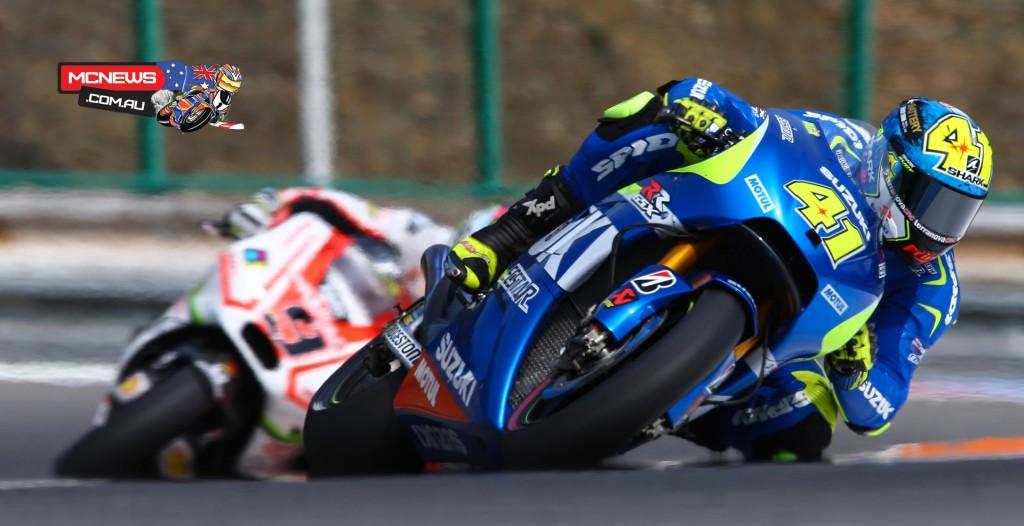 MotoGP 2015 - Round 11 - Brno - Aleix Espargaro
