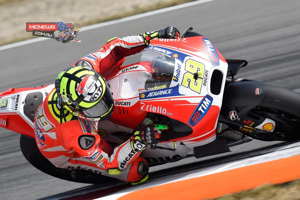MotoGP 2015 - Round 11 - Brno - Andrea Iannone