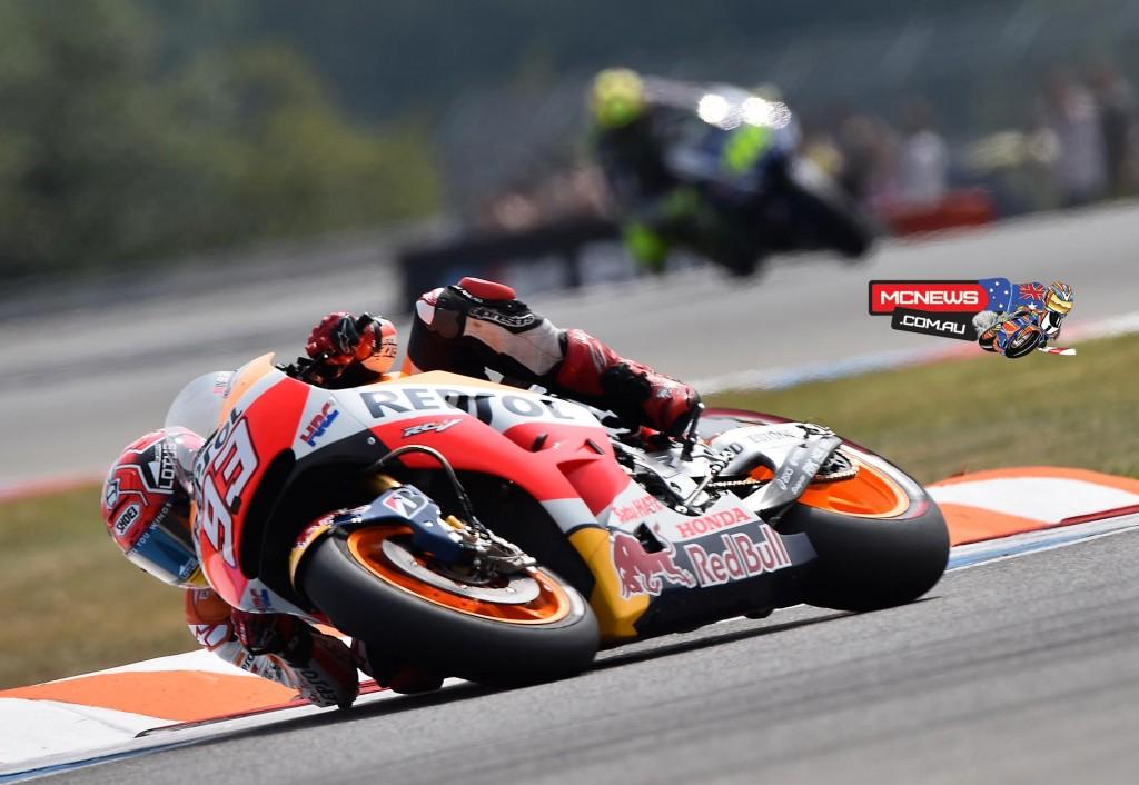 MotoGP 2015 - Round 11 - Brno - Marc Marquez