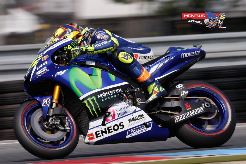 MotoGP 2015 - Round 11 - Brno - Valentino Rossi