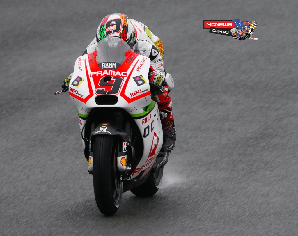 MotoGP 2015- Silverstone - Danilo Petrucci