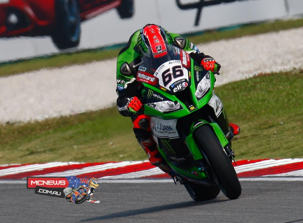 Tom Sykes (GBR) will head the grid on a WorldSBK race day for the 28th time