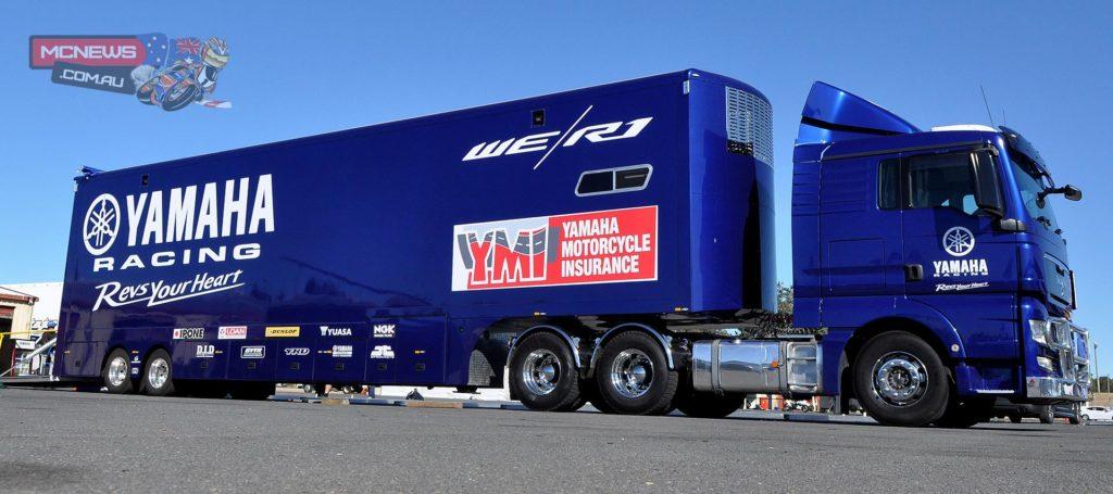YRT Yamaha Truck Rig