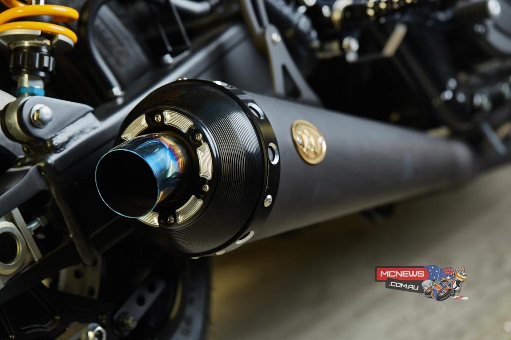 Yamaha XJR1300 Iron Heart