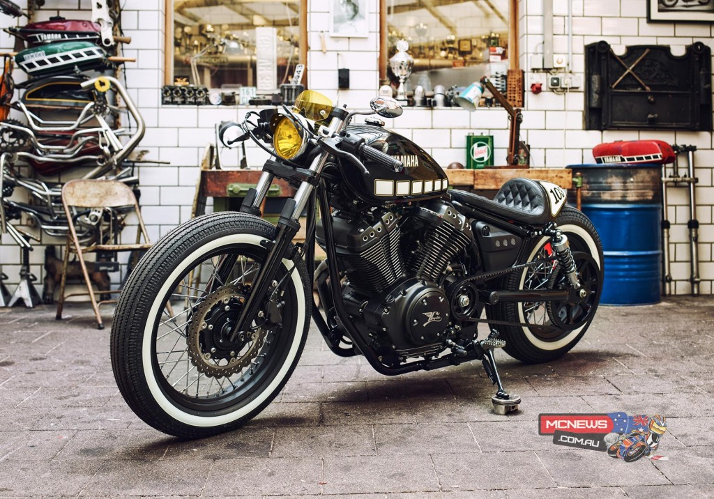 Yard Built XV950 'The Face'