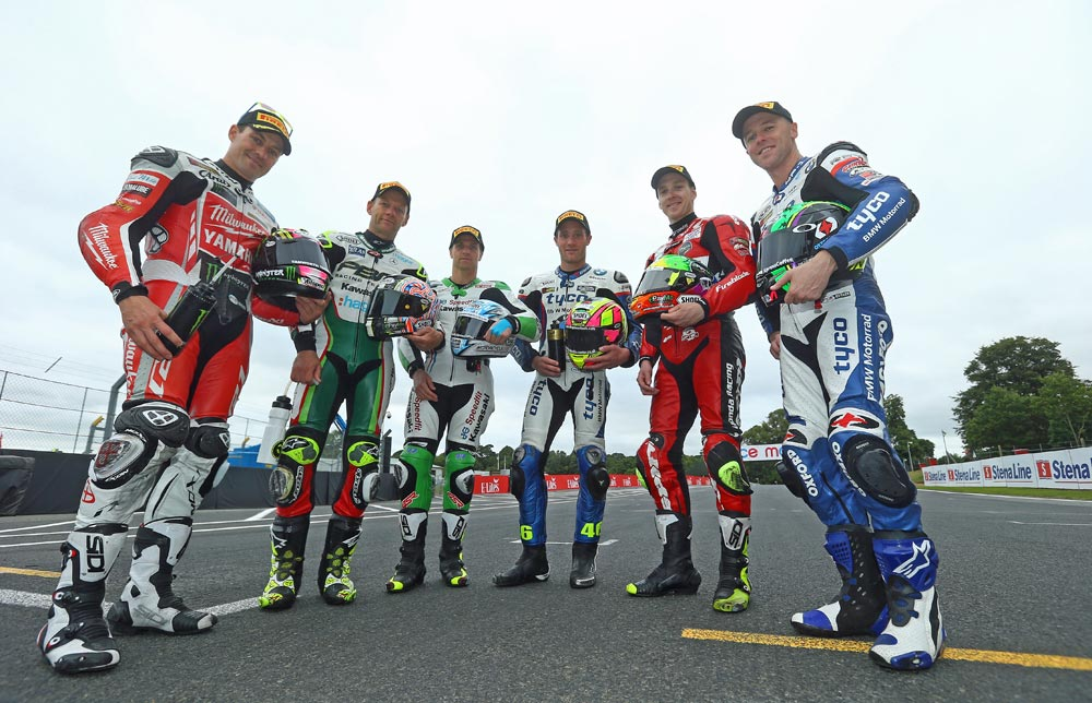 BSB 2015 Oulton Park - Showdown line-up decided