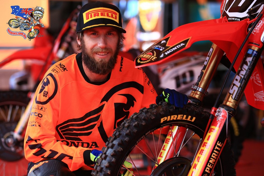 Ben Townley is now off to America for the final MXGP round