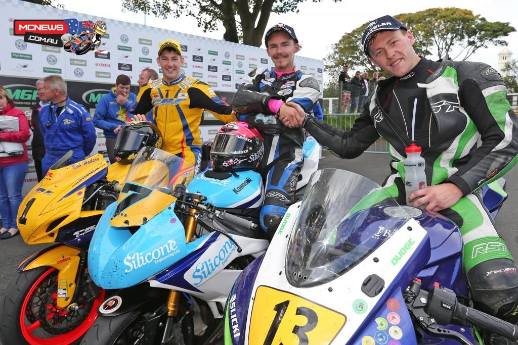 Classic TT 2015 - Senior Manx Grand Prix - Malachi Mitchell-Thomas