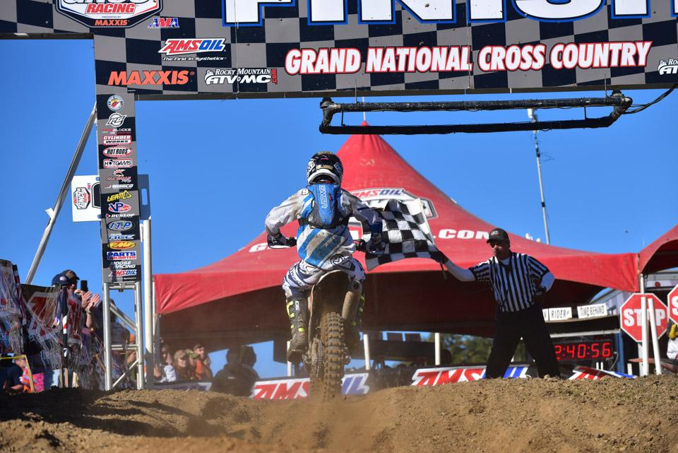 Congratulations to Josh Strang on his first overall win of the season. - Photo Ken Hill