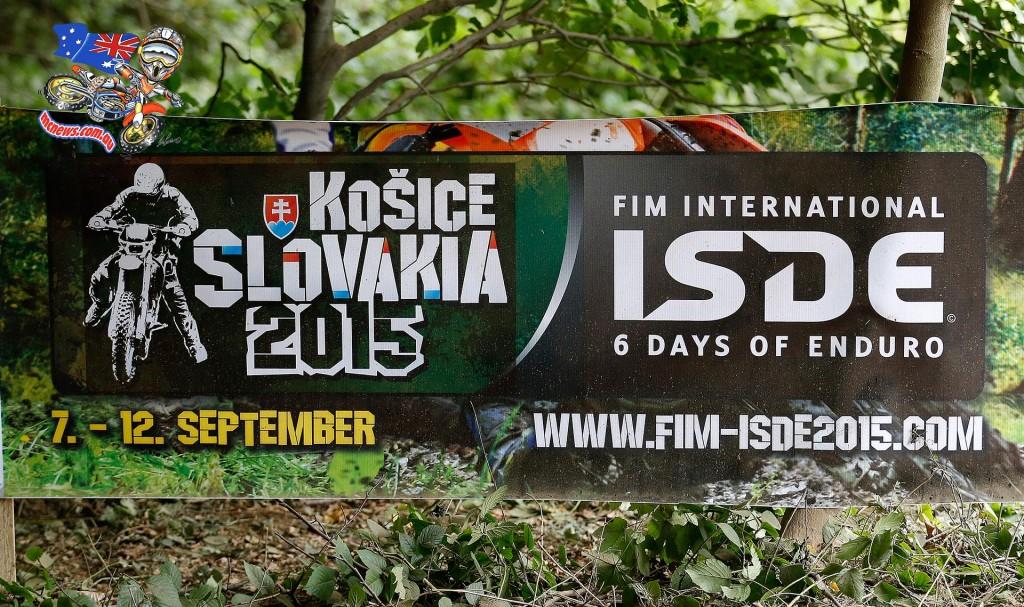 ISDE 2015