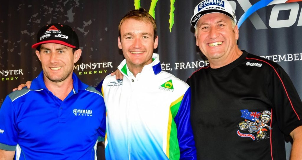 Dean Ferris will join CDR Yamaha for 2016 and also work with JCR Yamaha in New Zealand